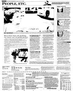 Syracuse Post Standard, June 13, 2005, Page 4