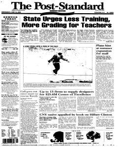 Syracuse Post Standard, June 15, 2005, Page 153