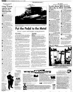 Syracuse Post Standard, June 15, 2005, Page 80