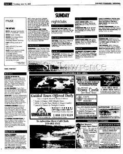 Syracuse Post Standard, June 16, 2005, Page 137