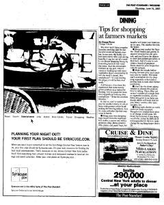 Syracuse Post Standard, June 16, 2005, Page 157