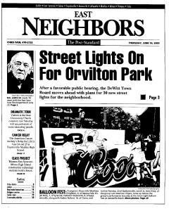 Syracuse Post Standard, June 16, 2005, Page 183