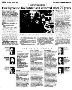 Syracuse Post Standard, June 16, 2005, Page 185