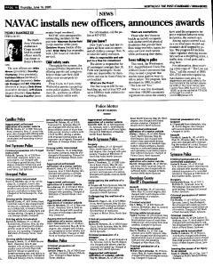 Syracuse Post Standard, June 16, 2005, Page 291