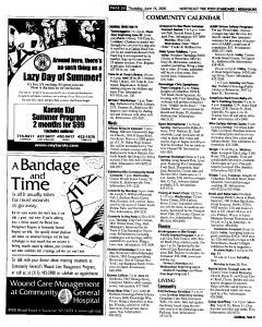 Syracuse Post Standard, June 16, 2005, Page 319