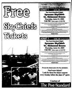Syracuse Post Standard, June 16, 2005, Page 383