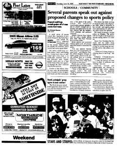 Syracuse Post Standard, June 16, 2005, Page 403