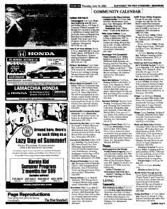 Syracuse Post Standard, June 16, 2005, Page 407