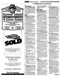 Syracuse Post Standard, June 16, 2005, Page 411
