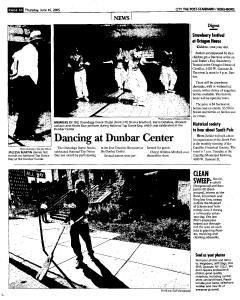 Syracuse Post Standard, June 16, 2005, Page 455