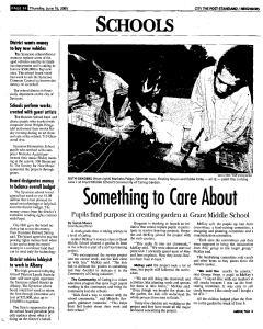 Syracuse Post Standard, June 16, 2005, Page 463