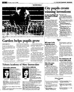 Syracuse Post Standard, June 16, 2005, Page 467