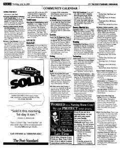 Syracuse Post Standard, June 16, 2005, Page 489