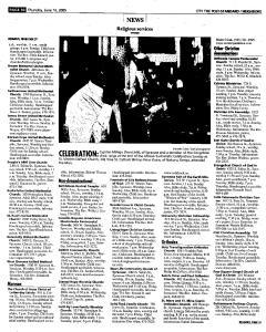 Syracuse Post Standard, June 16, 2005, Page 493