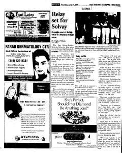 Syracuse Post Standard, June 16, 2005, Page 525