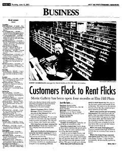 Syracuse Post Standard, June 16, 2005, Page 537