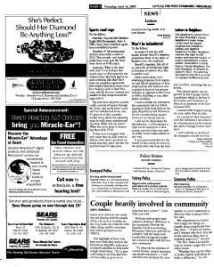 Syracuse Post Standard, June 16, 2005, Page 733