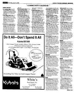 Syracuse Post Standard, June 16, 2005, Page 869