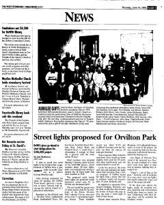 Syracuse Post Standard, June 16, 2005, Page 187