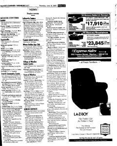 Syracuse Post Standard, June 16, 2005, Page 237