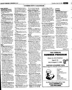 Syracuse Post Standard, June 16, 2005, Page 241