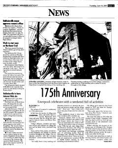 Syracuse Post Standard, June 16, 2005, Page 265