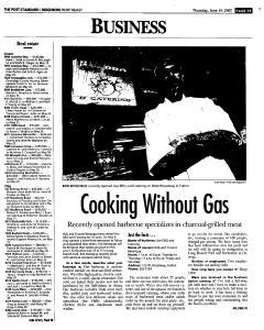 Syracuse Post Standard, June 16, 2005, Page 297