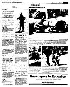 Syracuse Post Standard, June 16, 2005, Page 309