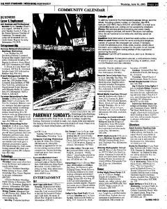 Syracuse Post Standard, June 16, 2005, Page 405