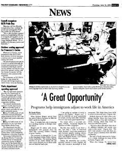 Syracuse Post Standard, June 16, 2005, Page 441