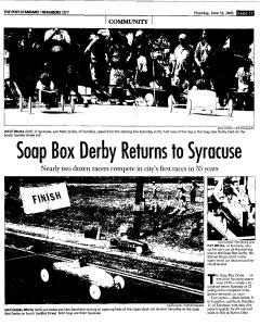 Syracuse Post Standard, June 16, 2005, Page 469
