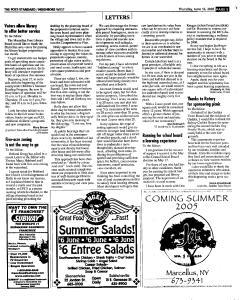 Syracuse Post Standard, June 16, 2005, Page 515