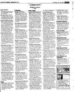 Syracuse Post Standard, June 16, 2005, Page 555