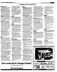Syracuse Post Standard, June 16, 2005, Page 747