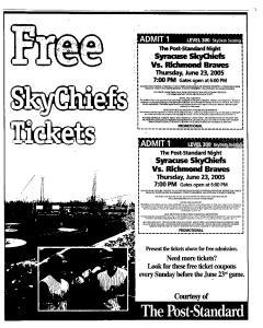 Syracuse Post Standard, June 16, 2005, Page 785