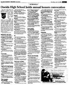 Syracuse Post Standard, June 16, 2005, Page 807