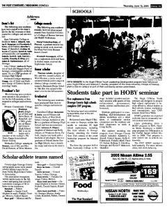 Syracuse Post Standard, June 16, 2005, Page 855