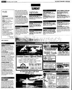Syracuse Post Standard, June 16, 2005, Page 136