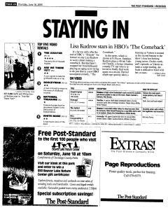 Syracuse Post Standard, June 16, 2005, Page 172