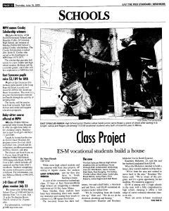 Syracuse Post Standard, June 16, 2005, Page 222