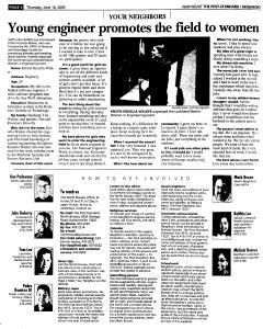 Syracuse Post Standard, June 16, 2005, Page 262