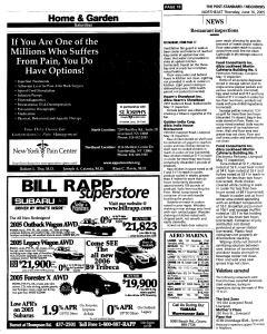 Syracuse Post Standard, June 16, 2005, Page 294