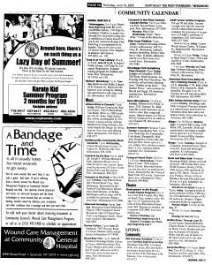 Syracuse Post Standard, June 16, 2005, Page 318