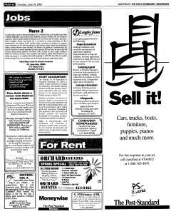 Syracuse Post Standard, June 16, 2005, Page 342