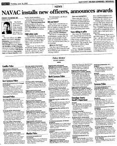 Syracuse Post Standard, June 16, 2005, Page 378