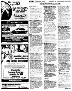 Syracuse Post Standard, June 16, 2005, Page 406