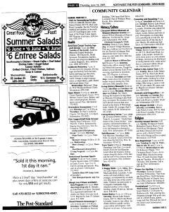 Syracuse Post Standard, June 16, 2005, Page 410
