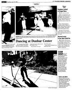 Syracuse Post Standard, June 16, 2005, Page 454