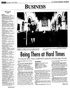 Syracuse Post Standard, June 16, 2005, Page 472