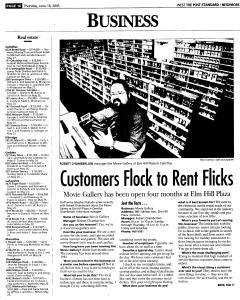 Syracuse Post Standard, June 16, 2005, Page 536